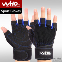 Sports fitness gloves Gym training equipment dumbbell barbell exercise gloves weight lifting gloves Men Women crossfit gym