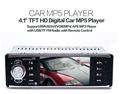 NEW 12V Rear view camera 4 TFT HD Digital Car MP5 Players Stereo FM Radios MP3