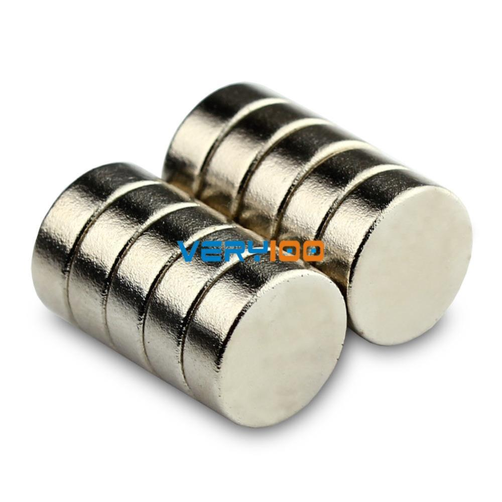 Lot 50pcs Super Strong Long Round Bar Cylinder Magnets 9 * 3mm Neodymium R.E N50<br><br>Aliexpress