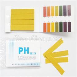 NEW PH Meters PH Test Strips Indicator Test Strips 1 14 Paper Litmus Tester Brand New
