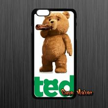 Ted Bear Movie Kiss MY Butt Ass Teddy 2 Cover Case For Samsung Galaxy Grand prime E5 E7 Alpha Core prime ACE 2 3 4 4G(China (Mainland))