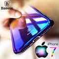 Baseus Case For iPhone 7 Plus Luxury Aurora Gradient Color Transparent Case For iPhone 6 6s