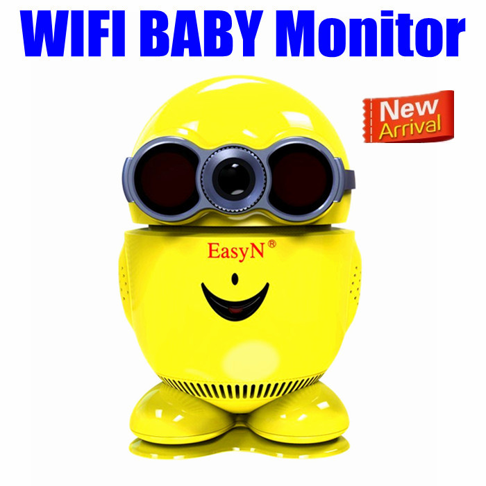 EasyN 132  Superbabe Baby Monitor 960P HD PanTilt Wireless IR Night Vision Support Two-Way Audio Infant IP Camera<br><br>Aliexpress