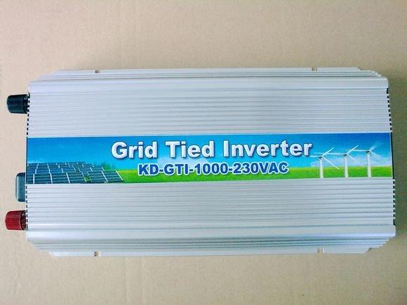 800W grid tie inverter for solar panel DC10.5-28V AC110/220V New technology(China (Mainland))