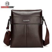 Buy FEIDIKA BOLO Brand Bag Men Messenger Bags Crossbody Men Shoulder Bags Business Mens Bag Man Shoulder Leather Handbag Satchel for $18.14 in AliExpress store