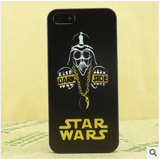 Paragraph 04 STARWARS matte painting creative personality mobile phone shell protective sleeve for the iphone5 5s(China (Mainland))