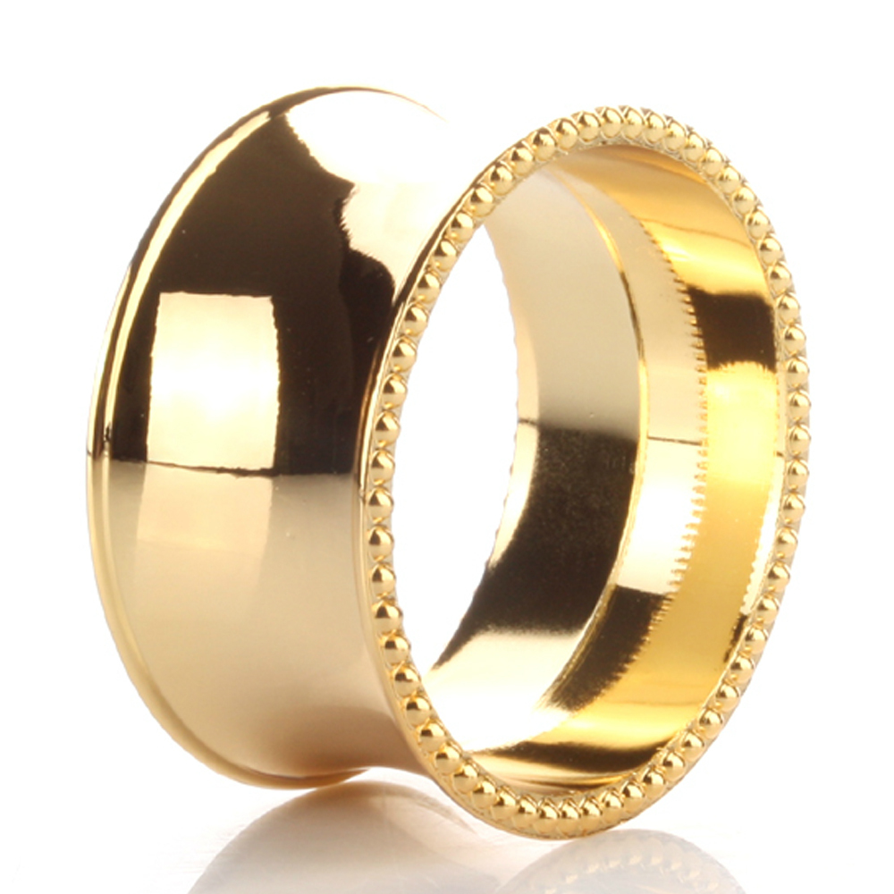 Princess Belt Iron Napkin Rings Gold Color 2 pcs Pack Banquet Home Restaurant Table Accessories Portable Service Napkin Holder(China (Mainland))