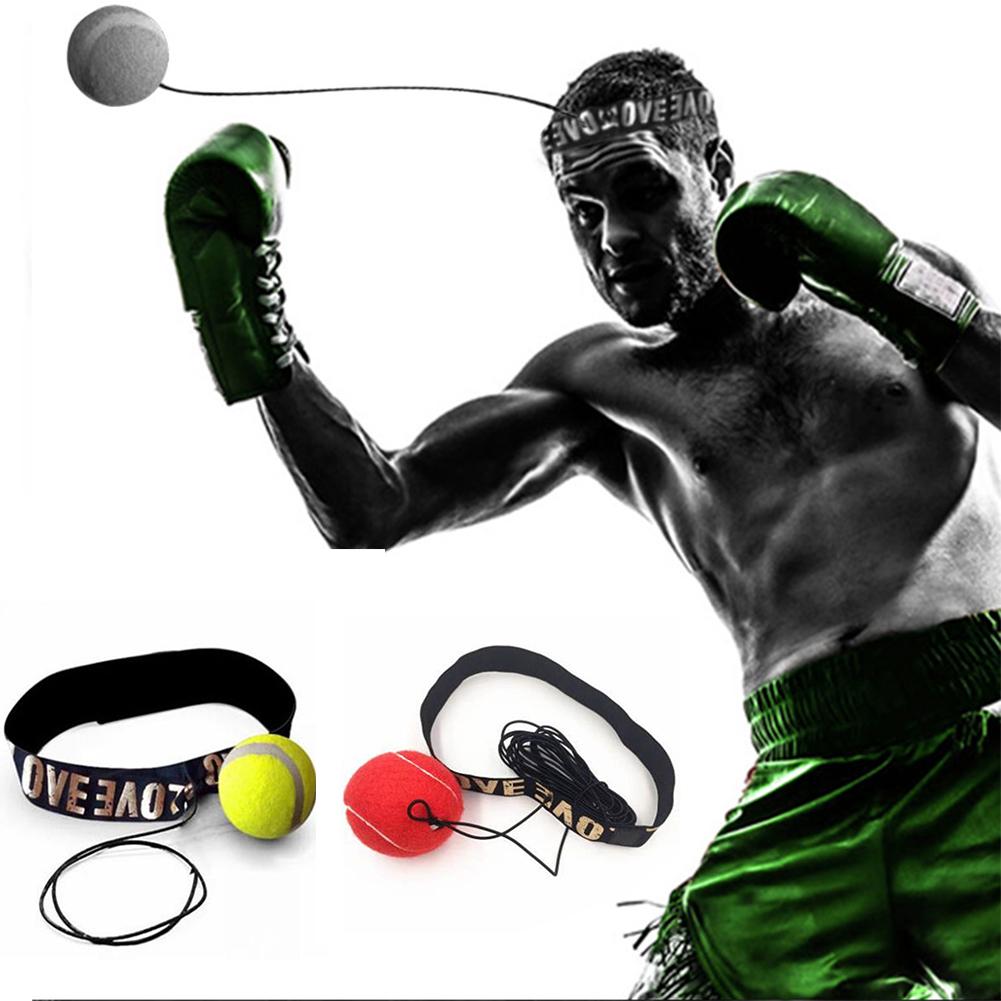 Горячая продажа рефлекторная скорость тренировки бокса удар Муай Тай упражнения aeProduct.getSubject()