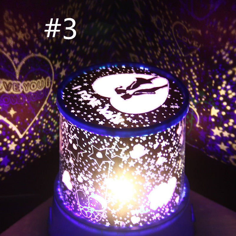 2015 Hot Sky Star Master LED Night Light Projector Lamp for Party Kids Bedroom Christmas Decor Change Color Romantic Gift(China (Mainland))