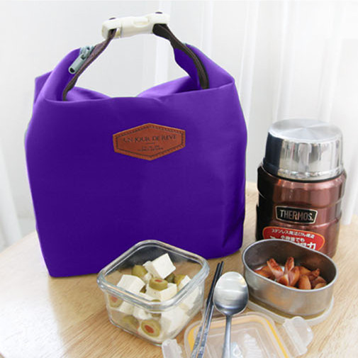 Insulated Food Beverage Storage Organization Picnic Lunch Dinner Bag thermal Cooler ice bag Containers Travel Hanbag Accessories(China (Mainland))