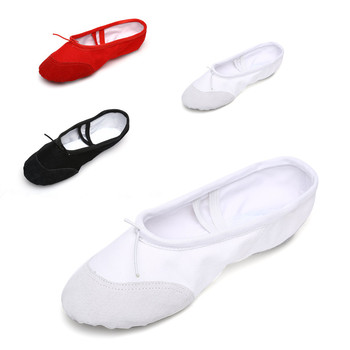 4 colors professional Ballet dance shoes/teacher shoes/zapatos de baile latino mujer/free shipping