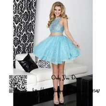 Lace Short Homecoming Dresses