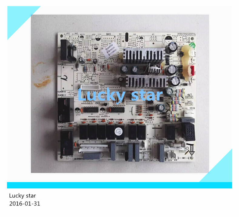 95% new for Gree Air conditioning computer board circuit board 30034208 4G53C GRJ4G-A1 good working<br><br>Aliexpress