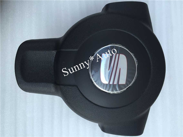 Steering Wheel SRS Airbag Cover For Seat Leon Airbag Covers