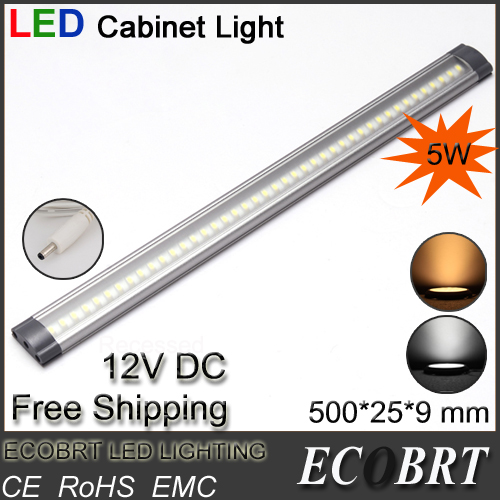 2015 direct selling top fasion ce lamps lamp 12v led tube linear cabinet strip lights 72pcs smd3528 for kitchen free shipping(China (Mainland))