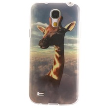 2016 New Painting Soft shell TPU Plastic Phone Case For Samsung GALAXY Galaxy S4 Mini i9190 I9192 i9195 i9198 case Shell(China (Mainland))