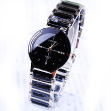 Longbo Brand Cermice Dress Lady Gift Waterproof Luxury Watch Quality Wristwatches women's quartz exquisite business clock watch