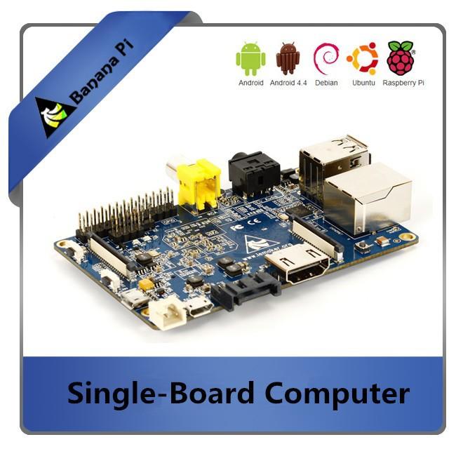 Гаджет  Sale! 2015 Best Qaulity Cheap Banana pi 1GB RAM Cubieboard, Dual Core Banana Pi None Электронные компоненты и материалы