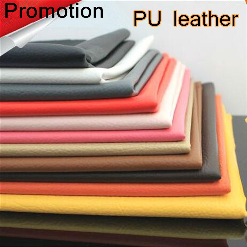 25Color Can Choose 50*140CM Big Lychee Artificial PU leather Upholstery for Car Decorationm, Sofa, Diy Bag Material S331(China (Mainland))