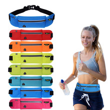 Fashion Outdoor Men Women Waist Packs Bags Unisex Sport Running Nylon Waistband for accessory men Small Travel Belt Bag(China (Mainland))