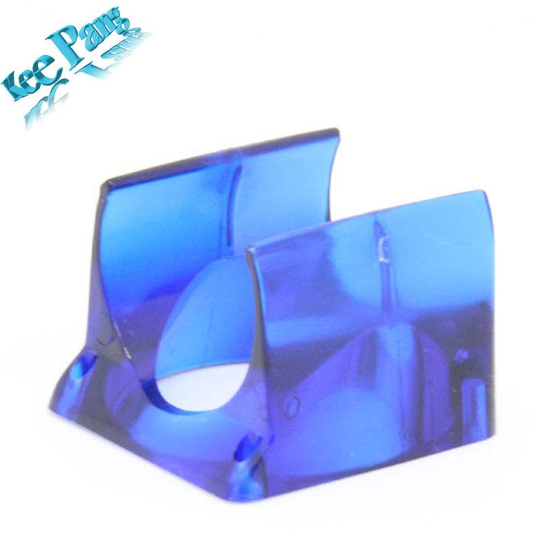 5pcs lot 3D printer parts DIY Reprap V5 Injection Moulded Fan Duct injection molding fan housing