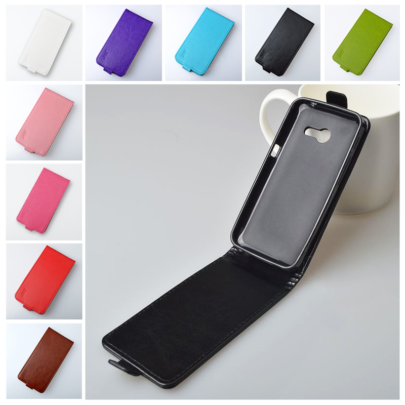 J&R Brand Leather Case for Asus Zenfone 4 A400CG High Quality Flip Cover For Asus 4 Case 9 Colors in Stock(China (Mainland))