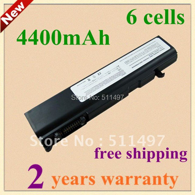 Laptop battery for TOSHIBA Tecra M5L M6 M9 M9L P10 S10 S3 S4 S5,PA3357U-1BAL