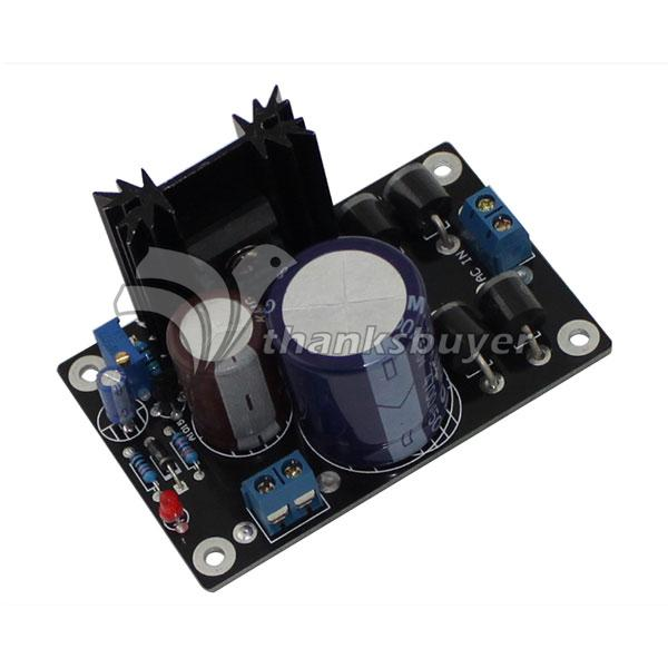 Sliding Type LT1083 Large Power Adjustable Stabilization Power Supply Board HIFI Linear Power Supply Single Channel Output<br><br>Aliexpress