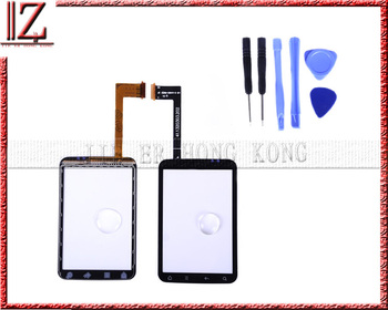 For HTC Wildfire S G8S A510E G13 touch screen digitizer New and original MOQ 5 pic/lot free shipping HK post 7-15 days +tool