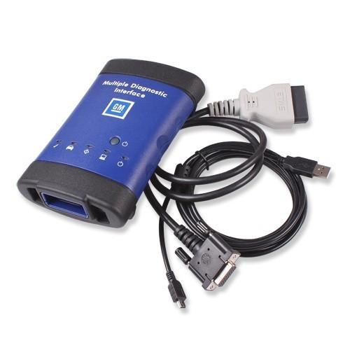 Купить 2016 новый Gm MDI Диагностический инструмент сканирования сканер Множественный Диагностический Интерфейс без пластиковой коробке без wi-fi