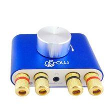Buy Mini HIFI Power amp 30W+30W Stereo Bluetooth Audio Power Amplifier Headphone AMP 12V-24V for $16.00 in AliExpress store