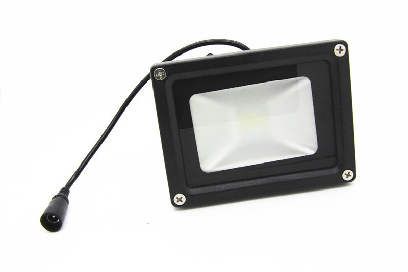 Solar Powered Street light / Spotlight Outdoor Waterproof Security Light for Porch, Garden, Lawn,Pool-Dusk to Dawn Automatically