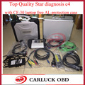 2016 9V Top Quality mb Star diagnosis c4 with original CF 30 military laptop free AL