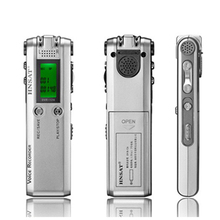 Professional Digital Telephone Voice Recorder Hnsat DVR-126 with two microphone(China (Mainland))