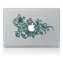 "Buy Exquisite beautiful flower series Vinyl Decal Sticker Skin Apple MacBook Pro Air Mac 11"" 13"" 15"" inch Laptop Skins for $8.08 in AliExpress store"