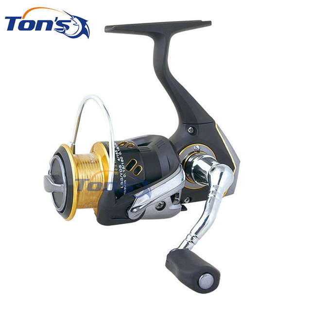 High end lure fishing spinning reels bass reels t7 20 7 for Bass fishing spinning reels