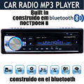 2015 new 12V Car Stereo FM Radio MP3 Audio Player built in Bluetooth Phone USB SD