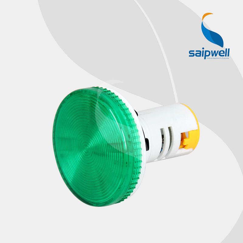 Saipwell LED Signal Light 24V-220V AC/DC 48mm Industrial use in 5 color (AD56-22L)<br><br>Aliexpress