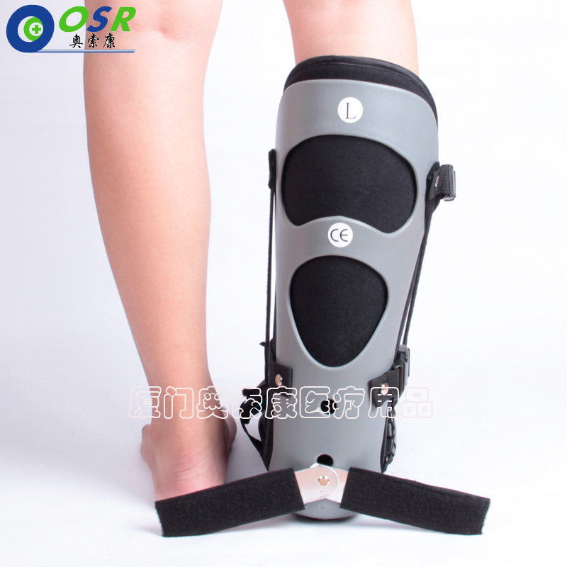 Plantar Fasciitis Night Splint With Tread Dorsal Soft Light For Plantar Fasciitis Medical Ankle Braces Treat Achilles Tendonitis(China (Mainland))