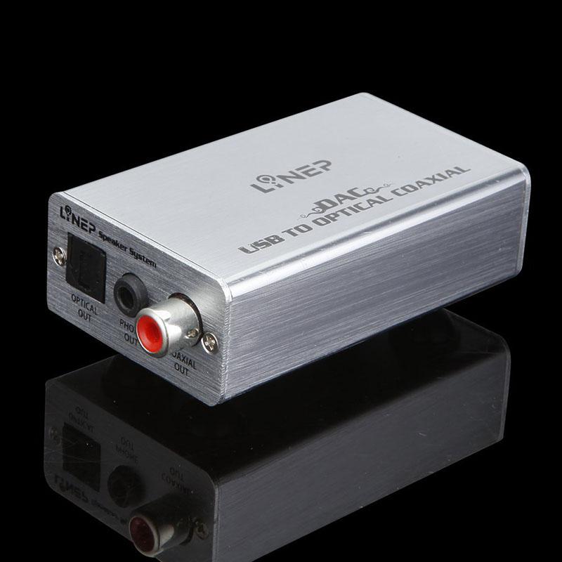 M303 Computer USB Audio Amplifier Digital Optical Fiber Coaxial Headphone HIFI Music Audio DAC Decoding Output(China (Mainland))