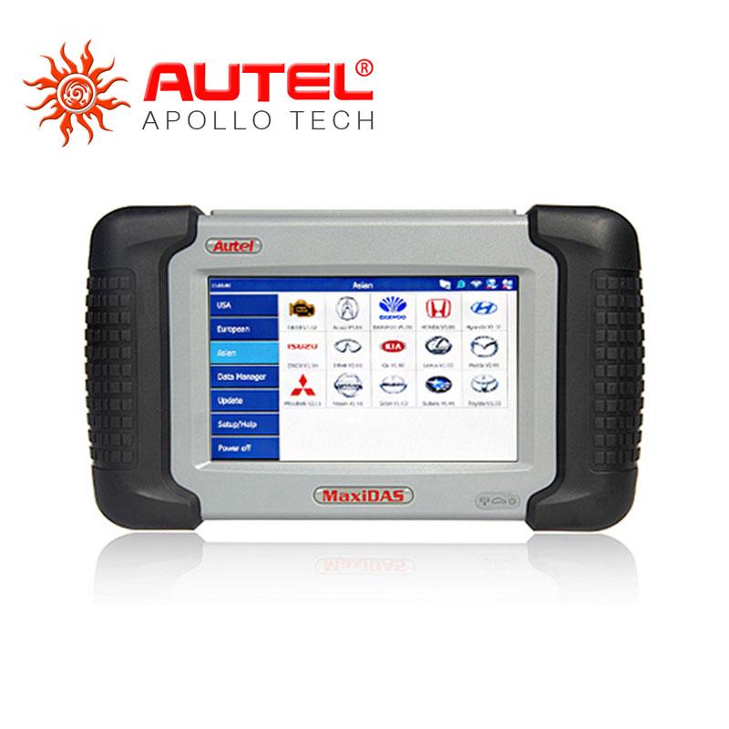 [Autel Distributor] Top 2016 Original Autel MaxiDAS DS708 Scanner Update Online Autel DS708 ECU Diagnostic Tool Multi-Language(China (Mainland))