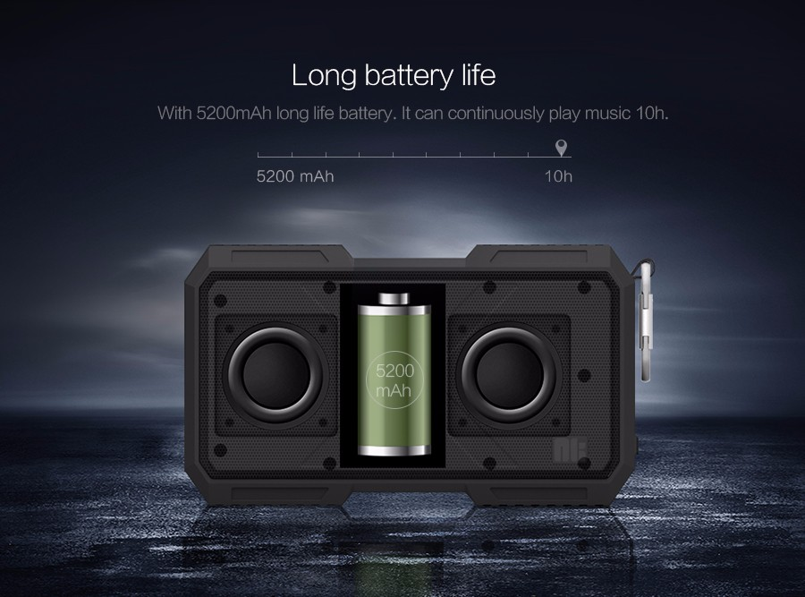 RU Phone Charger Nillkin Bluetooth Speaker Phone Charger Music Surround Speaker Charger For Xiaomi For Samsung For iPhone 6/5/7