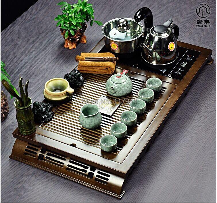 6 Styles Dhl Fedex Ups Chinese Tea Table Set Tea Berries