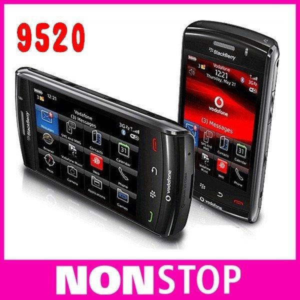 9520 Original Unlocked BlackBerry Storm2 9520 Cell Phone(China (Mainland))