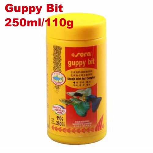guppy bit 110g