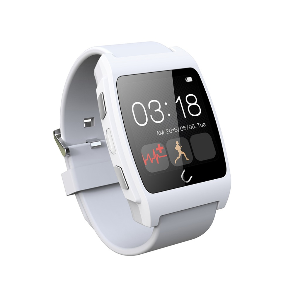 Ux heart rate measuring pulse health intelligent bluetooth watch compatible with Android and iOS smart watches reloj inteligente<br>