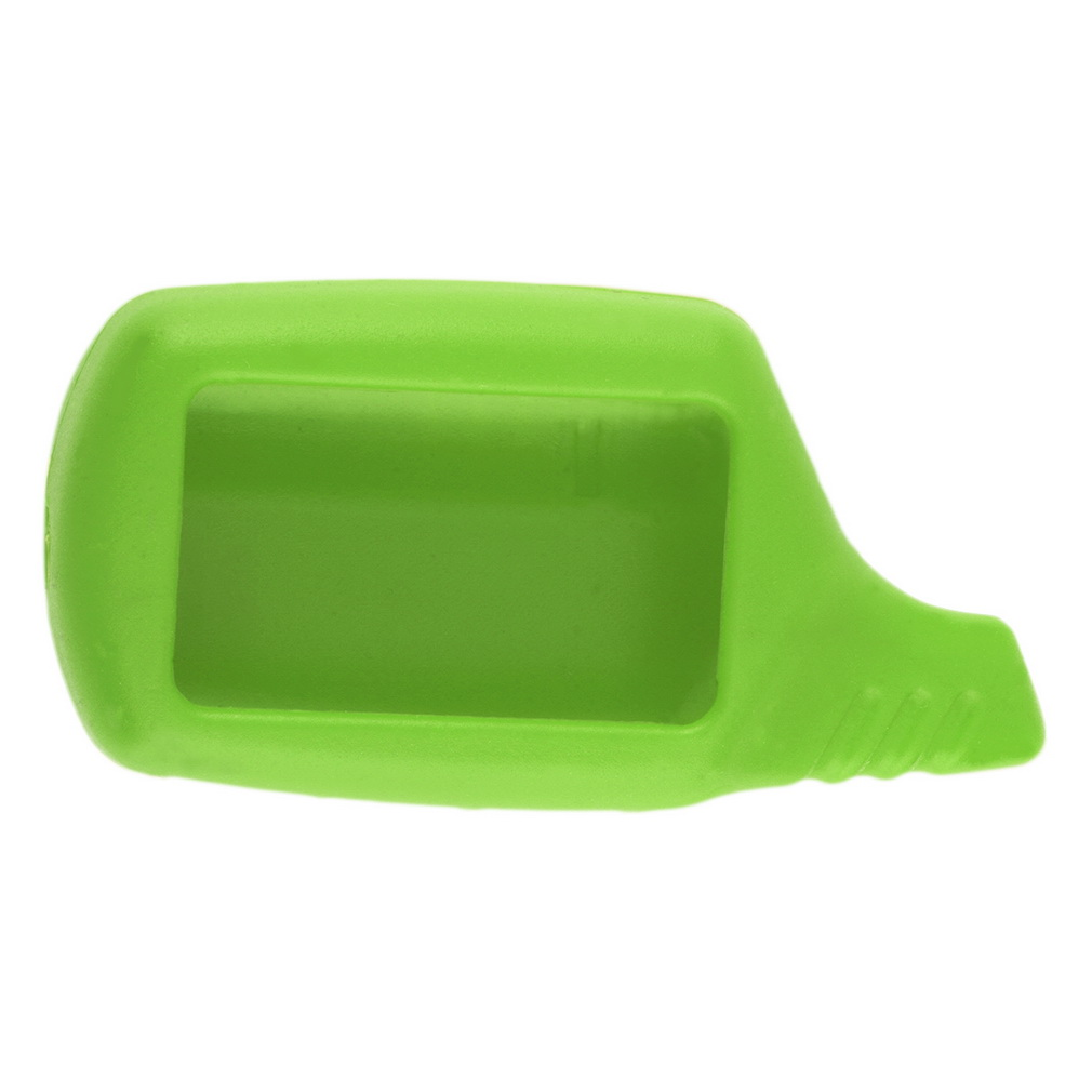 Hot Russian version B9 case silicone case for Starline B9 B6 A61 A91 lcd two way