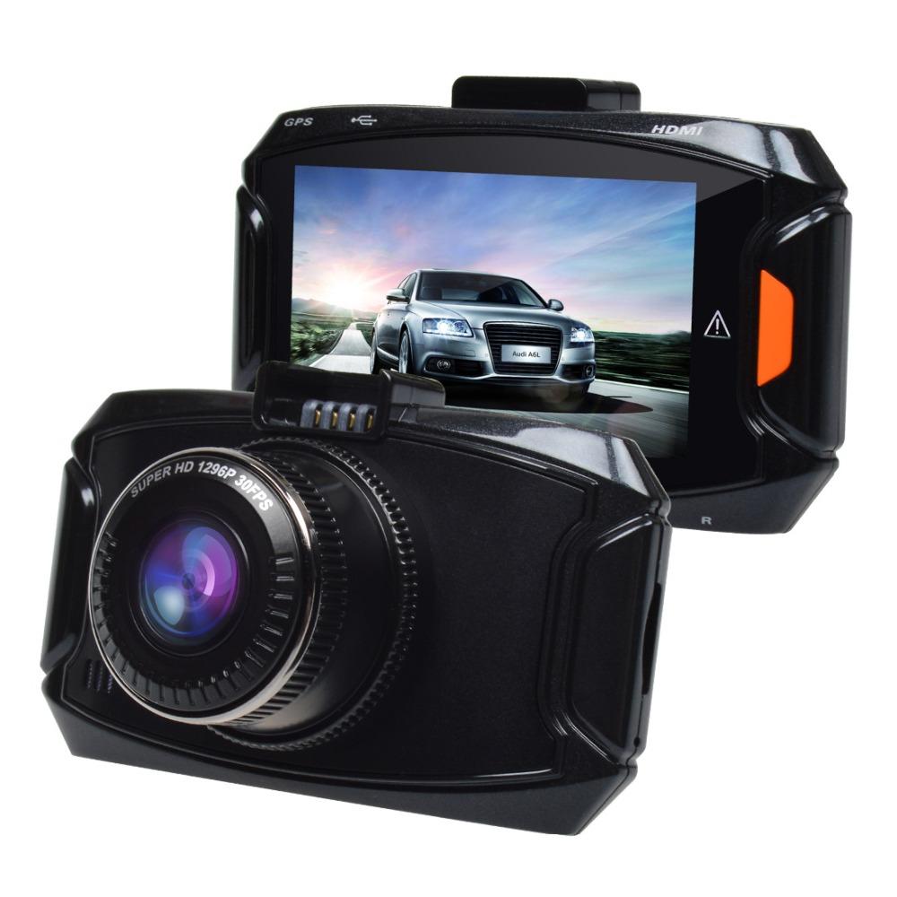 2.7'' Super HD 1296P GS90C Ambarella A7LA70 Car DVR Dash Camera Dashcam Video Recorder 160 Wide Angle G-sensor With GPS Module(China (Mainland))