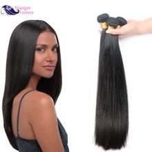New Arrival Indian Virgin Hair Straight 3 Bundles Good Cheap Human Hair Extension Raw Indian Straight Remy Hair(China (Mainland))