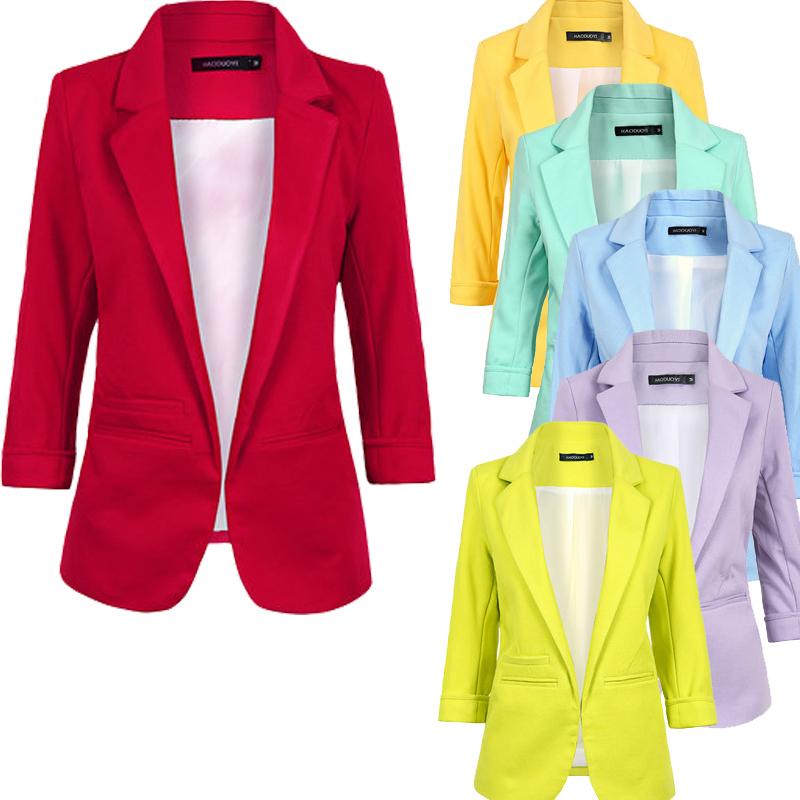 Женский пиджак Amoin 12